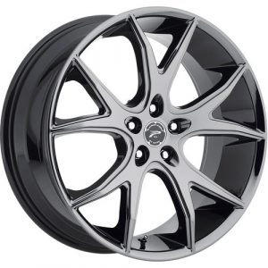 Platinum Nebula replacement center cap - Wheel/Rim centercaps for Platinum Nebula