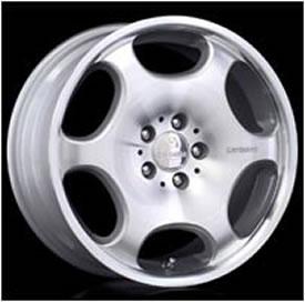 Carlsson 1/6 Evo replacement center cap - Wheel/Rim centercaps for Carlsson 1/6 Evo