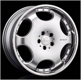 Carlsson 2/6- 2 Piece replacement center cap - Wheel/Rim centercaps for Carlsson 2/6- 2 Piece