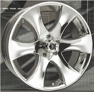 Traxx TR 286 replacement center cap - Wheel/Rim centercaps for Traxx TR 286