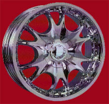 Limited 344 replacement center cap - Wheel/Rim centercaps for Limited 344