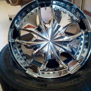 Calli 403 replacement center cap - Wheel/Rim centercaps for Calli 403