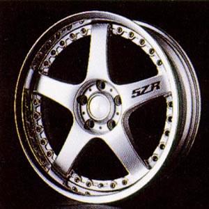 5 Zigen 5ZR Copse replacement center cap - Wheel/Rim centercaps for 5 Zigen 5ZR Copse