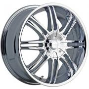Devino 609 Voracity replacement center cap - Wheel/Rim centercaps for Devino 609 Voracity