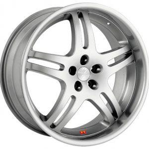 Fondmetal 6500 replacement center cap - Wheel/Rim centercaps for Fondmetal 6500