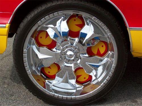 *Big Pimps* D-Shiznett replacement center cap - Wheel/Rim centercaps for *Big Pimps* D-Shiznett