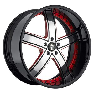 *Big Pimps* Biggie 834 replacement center cap - Wheel/Rim centercaps for *Big Pimps* Biggie 834