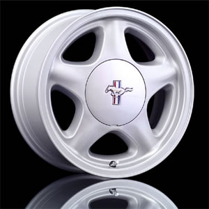 SVT Ford Racing 93 Cobra replacement center cap - Wheel/Rim centercaps for SVT Ford Racing 93 Cobra