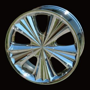 Ballerz Chopper replacement center cap - Wheel/Rim centercaps for Ballerz Chopper