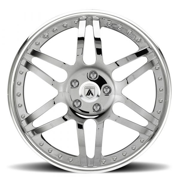 Asanti AF116 replacement center cap - Wheel/Rim centercaps for Asanti AF116