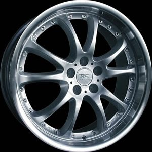 RSL Limited Akunin replacement center cap - Wheel/Rim centercaps for RSL Limited Akunin