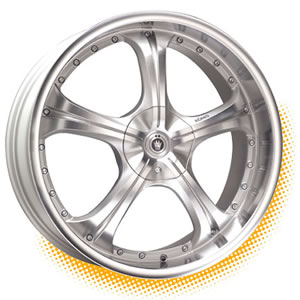 Konig Appeal replacement center cap - Wheel/Rim centercaps for Konig Appeal