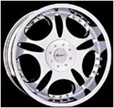 Arceo Bellstar replacement center cap - Wheel/Rim centercaps for Arceo Bellstar