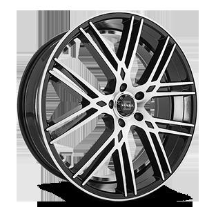 USWheels Blade replacement center cap - Wheel/Rim centercaps for USWheels Blade