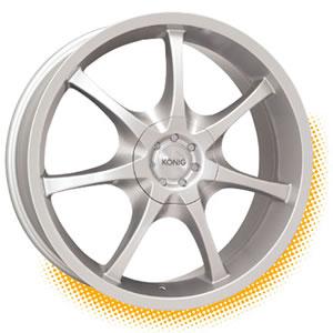 Konig Blatant replacement center cap - Wheel/Rim centercaps for Konig Blatant