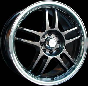 RSL Limited Concept Pro replacement center cap - Wheel/Rim centercaps for RSL Limited Concept Pro