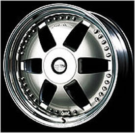 MAE Crown Jewel 3 Pc. replacement center cap - Wheel/Rim centercaps for MAE Crown Jewel 3 Pc.