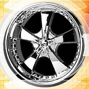 Diablo Delta Force replacement center cap - Wheel/Rim centercaps for Diablo Delta Force