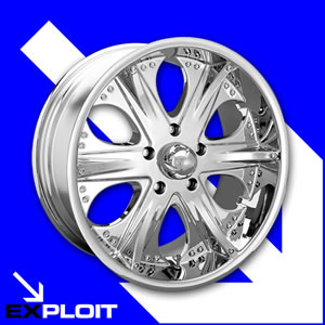Akuza Exploit replacement center cap - Wheel/Rim centercaps for Akuza Exploit