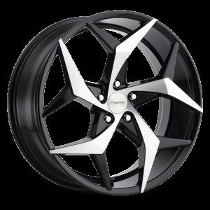 Forte F53 Compton replacement center cap - Wheel/Rim centercaps for Forte F53 Compton