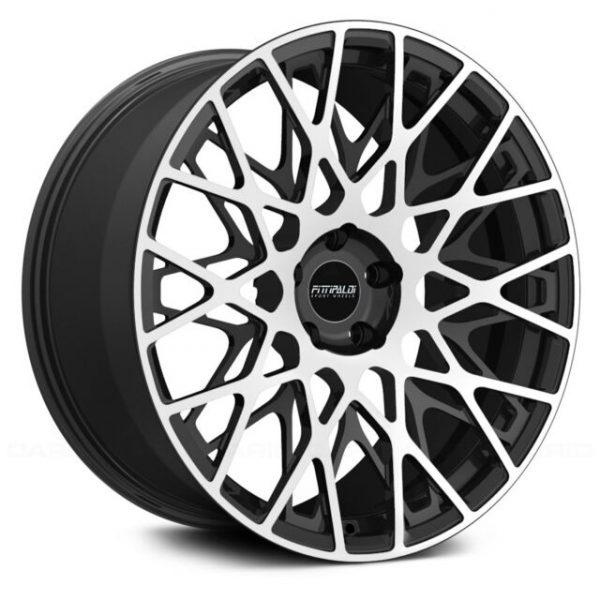 Fittipaldi Fin replacement center cap - Wheel/Rim centercaps for Fittipaldi Fin