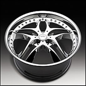 Kaotik Finesse replacement center cap - Wheel/Rim centercaps for Kaotik Finesse