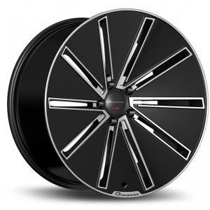 Giovanni Barletta_Style replacement center cap - Wheel/Rim centercaps for Giovanni Barletta_Style