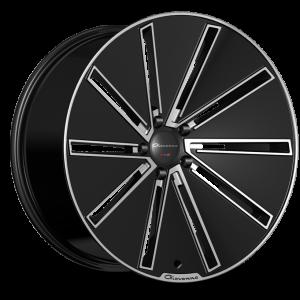 Giovanni Barletta_Style replacement center cap - Wheel/Rim centercaps for Giovanni Barletta_Style