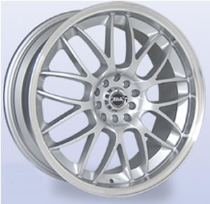 R1 Racing Wheels GTR 9 replacement center cap - Wheel/Rim centercaps for R1 Racing Wheels GTR 9