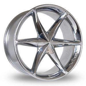 DeModa Influence replacement center cap - Wheel/Rim centercaps for DeModa Influence