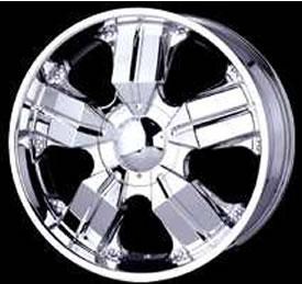 Kruz K-16 replacement center cap - Wheel/Rim centercaps for Kruz K-16