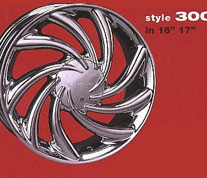 Limited 300 replacement center cap - Wheel/Rim centercaps for Limited 300