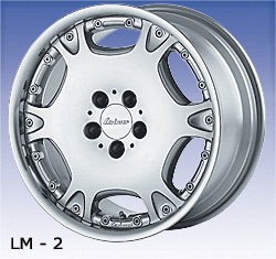 Lorinser LM 2 Wheel/Rim replacement custom wheel for sale Lorinser LM 2 forsale