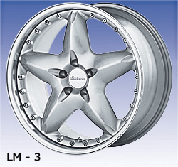 Lorinser RS 3 Wheel/Rim replacement custom wheel for sale Lorinser RS 3 forsale