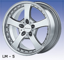 Lorinser LM 5 Wheel/Rim replacement custom wheel for sale Lorinser LM 5 forsale