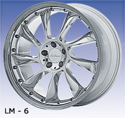 Lorinser LM 6 Wheel/Rim replacement custom wheel for sale Lorinser LM 6 forsale