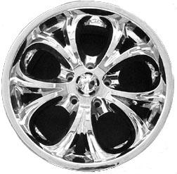 Sinister Lonestar replacement center cap - Wheel/Rim centercaps for Sinister Lonestar