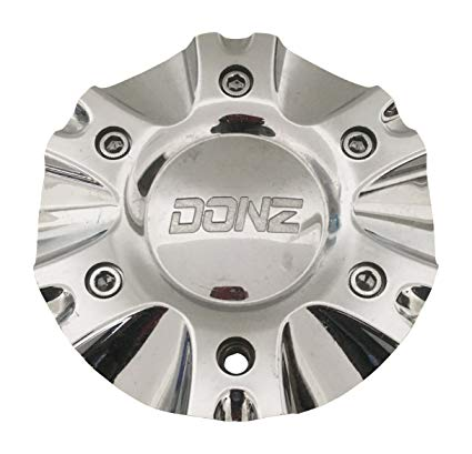 Donz Luciano replacement center cap - Wheel/Rim centercaps for Donz Luciano