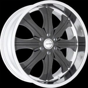 Zenetti Matador replacement center cap - Wheel/Rim centercaps for Zenetti Matador