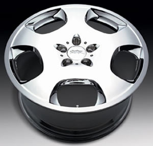 Kaotik Merced replacement center cap - Wheel/Rim centercaps for Kaotik Merced