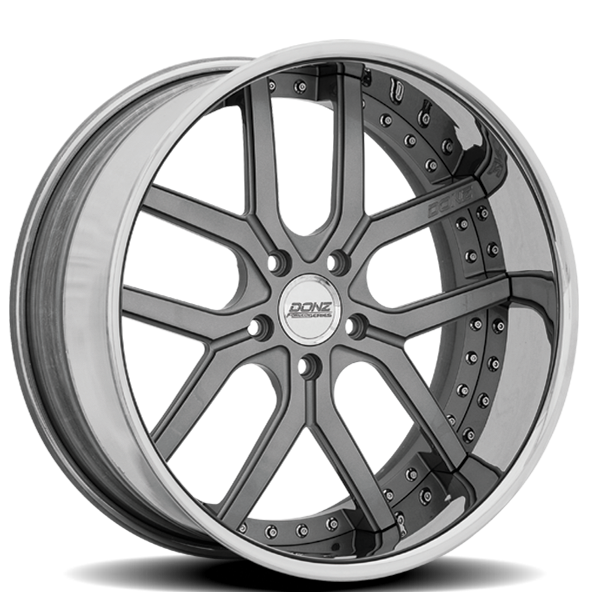 Donz Nitty replacement center cap - Wheel/Rim centercaps for Donz Nitty