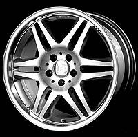 Brabus Monoblock VI Wheel/Rim replacement custom wheel for sale Brabus Monoblock VI forsale