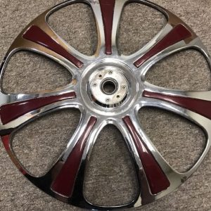Davin Revolution 6.1 replacement center cap - Wheel/Rim centercaps for Davin Revolution 6.1