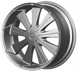 Mizati S732 replacement center cap - Wheel/Rim centercaps for Mizati S732