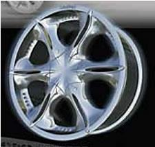 Lionhart Sceptre replacement center cap - Wheel/Rim centercaps for Lionhart Sceptre