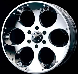 Enkei_ETX 6 Shot replacement center cap - Wheel/Rim centercaps for Enkei_ETX 6 Shot