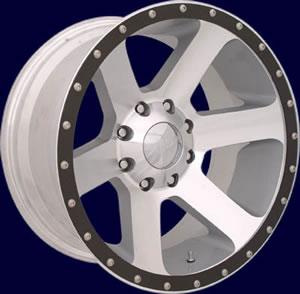 Modern Image Spec 2 replacement center cap - Wheel/Rim centercaps for Modern Image Spec 2