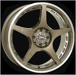 R1 Racing Wheels Spec 5R replacement center cap - Wheel/Rim centercaps for R1 Racing Wheels Spec 5R