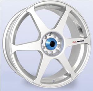 RSL Limited Spec 6 replacement center cap - Wheel/Rim centercaps for RSL Limited Spec 6