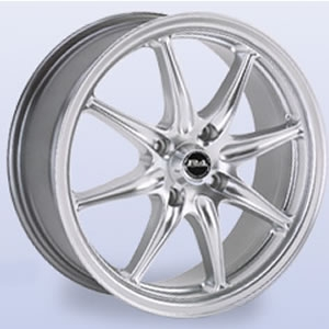 R1 Racing Wheels Spec 8 replacement center cap - Wheel/Rim centercaps for R1 Racing Wheels Spec 8